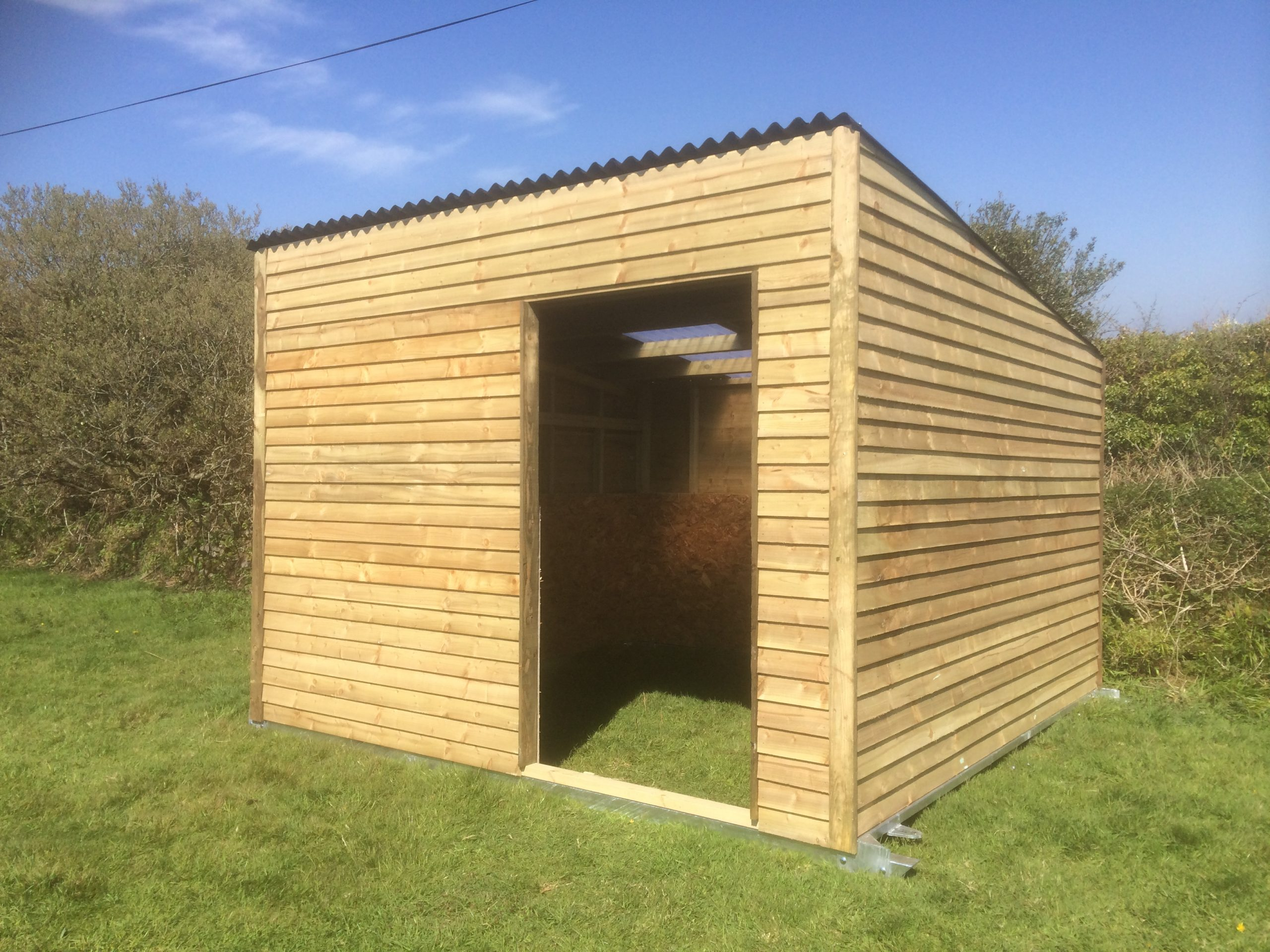 12ft x 12 ft Field Shelter