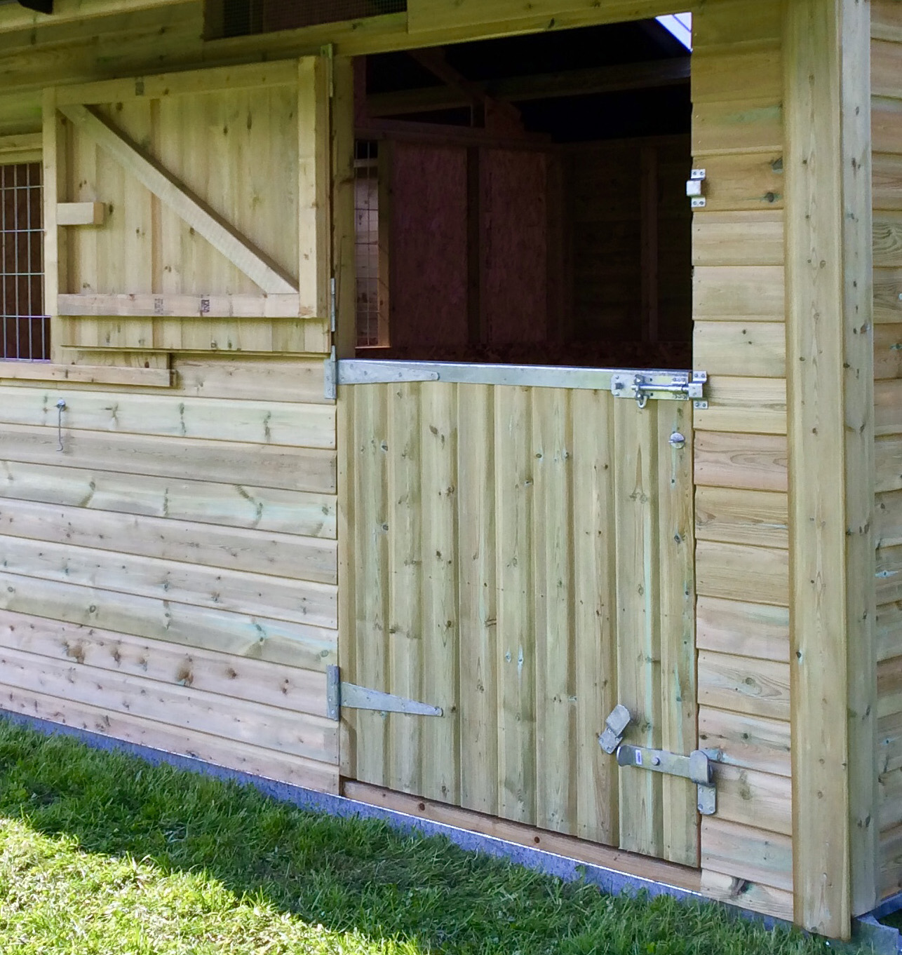 Pair of Stable Doors