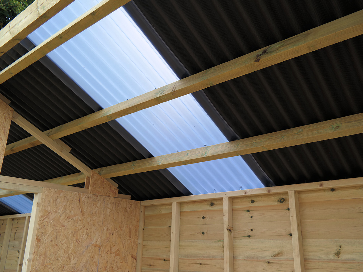 translucent roof sheet