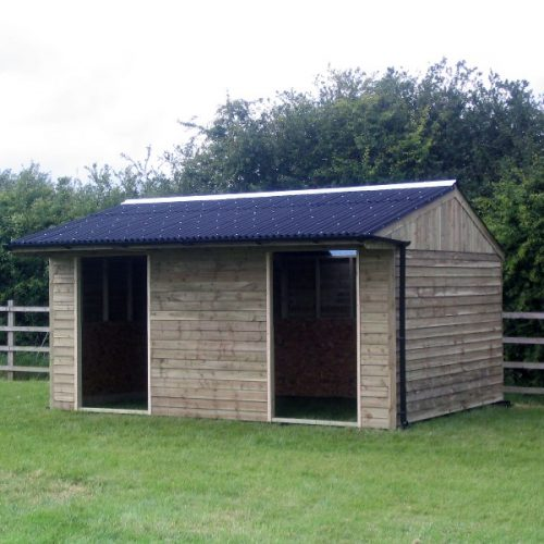 18ft x 12ft Field Shelter
